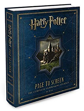 Harry Potter Page to Screen: The Complete Filmmaking Journey 9780062101891
