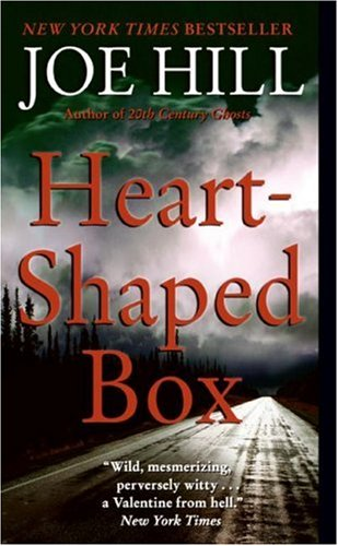 Heart-Shaped Box 9780061147944