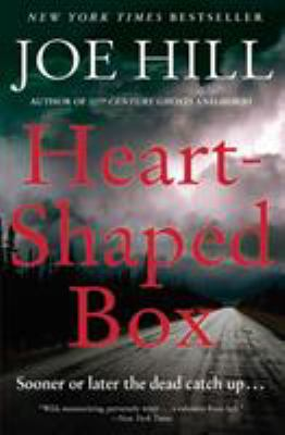 Heart-Shaped Box 9780061944895