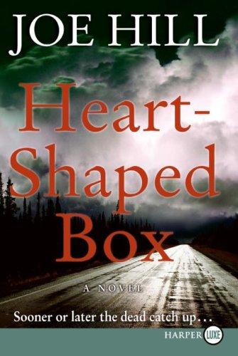 Heart-Shaped Box 9780061233241