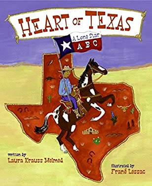 Heart of Texas: A Lone Star ABC 9780061142833