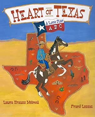 Heart of Texas: A Lone Star ABC 9780061142857