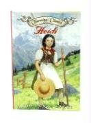 Heidi [With Goldtone Necklace and Snowflake Charm]