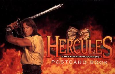 Hercules: The Legendary Journeys Postcard Book