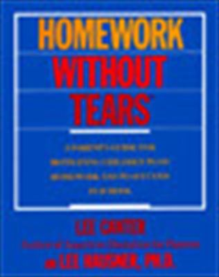 Homework Without Tears 9780062731326