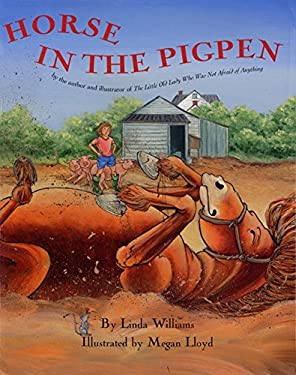 Horse in the Pigpen
