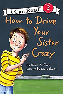 How to Drive Your Sister Crazy 9780060527648