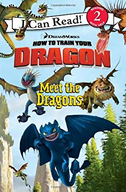 How to Train Your Dragon: Meet the Dragons 9780061567339