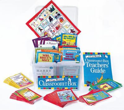 I Can Read Classroom in a Box Level 1