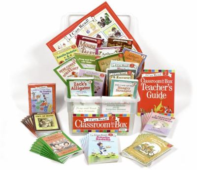 I Can Read Classroom in a Box Level 2