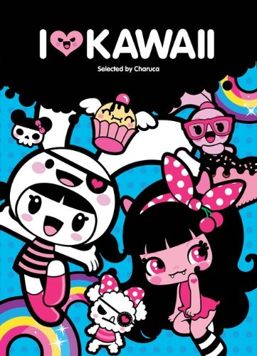 I Love Kawaii 9780062082824
