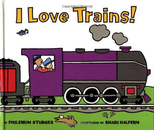 I Love Trains! 9780060289003