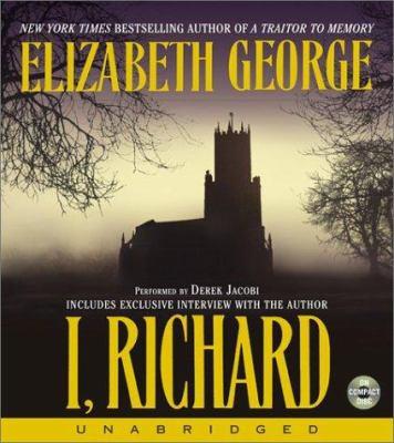 I, Richard CD: I, Richard CD