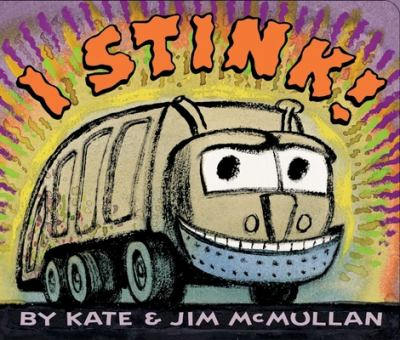I Stink! Board Book 9780060745929