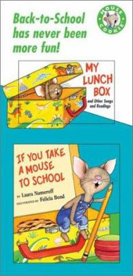 If You Take a Mouse to School Mini Book and Tape: If You Take a Mouse to School Mini Book and Tape [With Cassette]
