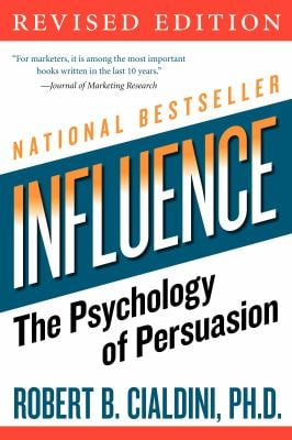 Influence: The Psychology of Persuasion 9780061241895