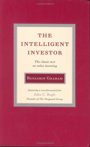 Intelligent Investor: The Classic Text on Value Investing 9780060752613