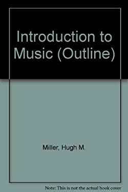 Introduction to Music 9780064671088