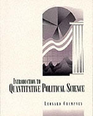 Introduction to Quantitative Political Science