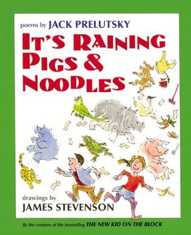 It's Raining Pigs & Noodles