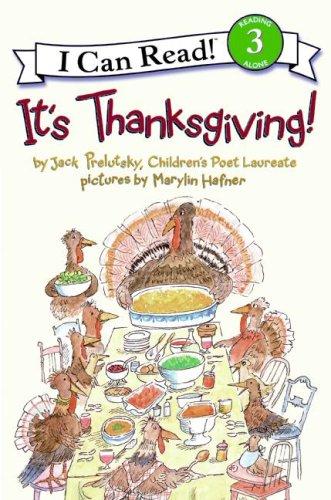 It's Thanksgiving!