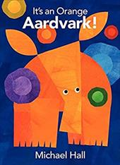 It's an Orange Aardvark! 21902846