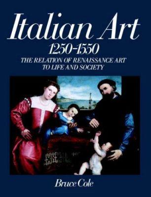 Italian Art 1250-1550 9780064301626