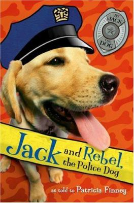 Jack and Rebel, the Police Dog