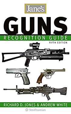 Jane's Guns Recognition Guide 9780061374081