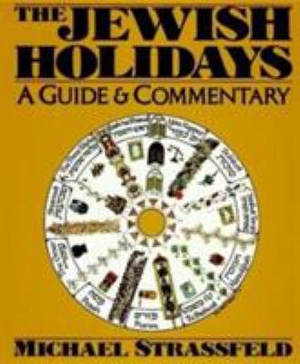 Jewish Holidays 9780062720085