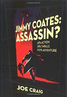 Jimmy Coates: Assassin?