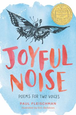 Joyful Noise: Poems for Two Voices 9780064460934