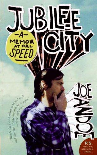 Jubilee City: A Memoir at Full Speed