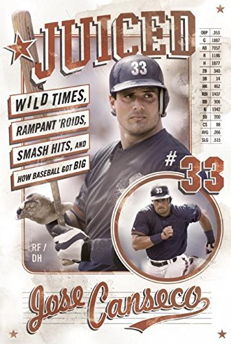 Juiced: Wild Times, Rampant 'Roids, Smash Hits, and How Baseball Got Big 9780060746407