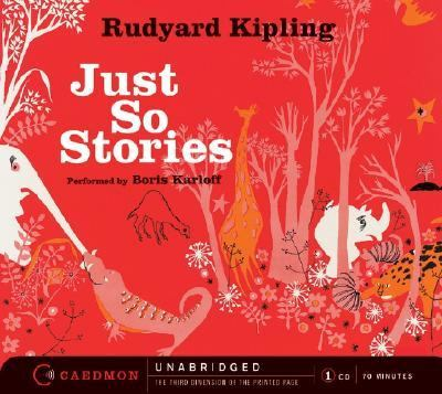 Just So Stories CD: Just So Stories CD