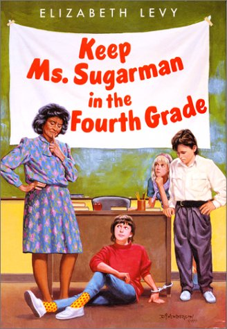 Keep Ms. Sugarman in the Fourth Grade