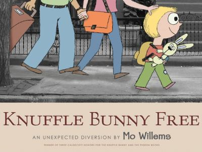Knuffle Bunny Free: An Unexpected Diversion 9780061929571