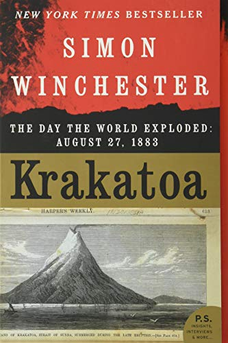 Krakatoa: The Day the World Exploded: August 27, 1883 9780060838591
