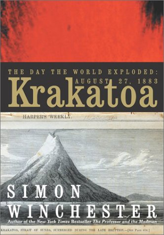 Krakatoa: The Day the World Exploded: August 27, 1883 9780066212852