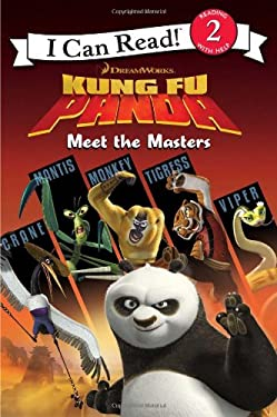 Kung Fu Panda: Meet the Masters