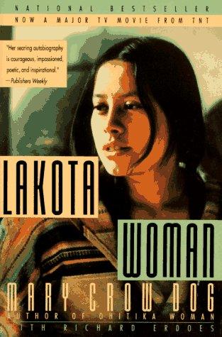 Lakota Woman Tie in