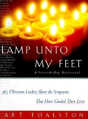 Lamp Unto My Feet: A Verse-A-Day Devotional