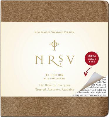 Large Print Bible-NRSV 9780061244896