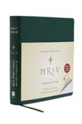 Large Print Bible-NRSV-Catholic