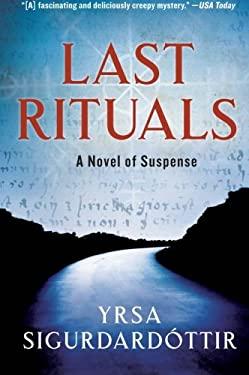 Last Rituals: A Novel of Suspense
