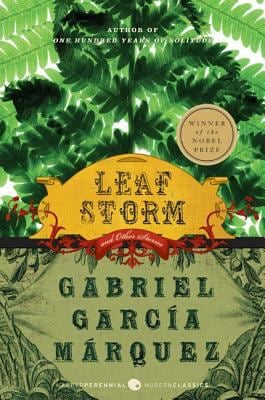 Leaf Storm: And Other Stories 9780060751555