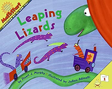 Leaping Lizards 9780060001322