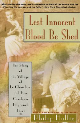 Lest Innocent Blood Be Shed 9780060925178