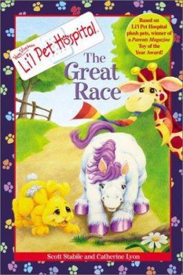 Li'l Pet Hospital #1: The Great Race