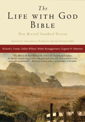 Life with God Bible-OE 9780061834967